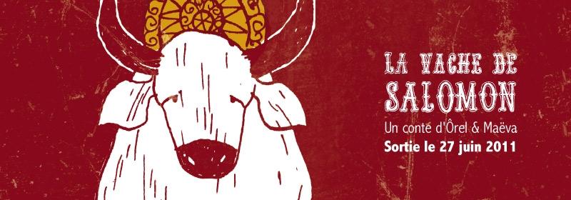 Bandeau pour La Vache de Salomon